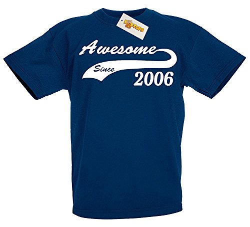 awesome-since-2006-gift-t-shirt-for-10-year-old-boys-navy