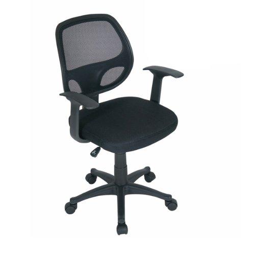 Levv yale oc6bb sedia da ufficio for Sedia da ufficio amazon
