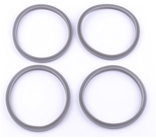 4x Replacement Rubber Seal Ring Nutri Bullet Gaskets Extractor Milling Pro 900W (900 Pro compare prices)