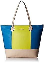 Daphne Women's Handbag (Blue)