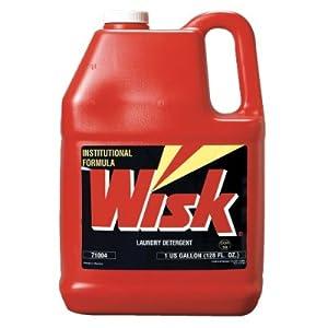 1 Gal Wisk Liquid Heavyduty - 128 Total Loads