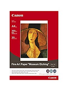 Canon Professional Photo Paper 20Sheet A4