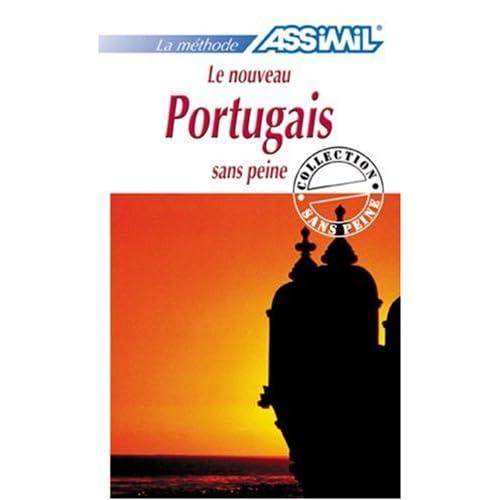 Assimil - Le Nouveau Portugais sans peine (1 livre + coffret de 4 CD)