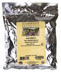 Starwest Botanicals Organic Kelp Powder -- 1 Lb