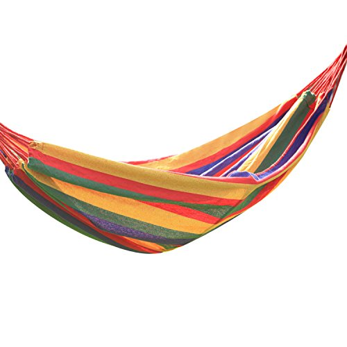 Adeco Naval-Style Hammock Bed