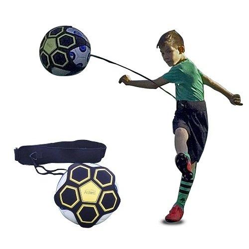 football-kick-trainer-solo-soccer-practice-training-aid-control-skills-adjustable-waist-belt
