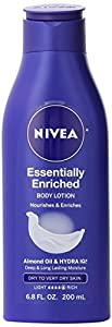 NIVEA Essentially Enriched Body Lotion, 6.8 Ounce