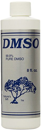 99.9% Pure Dmso 8 fl oz Liquid