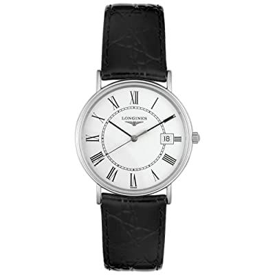 Longines Men's L47204112 Presence Collection Watch by Longines