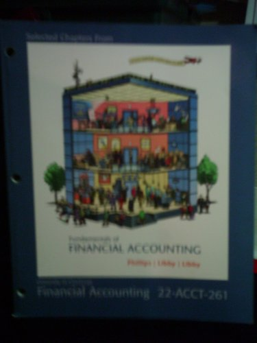 Fundamentals of Financial Accounting. University of Cincinnati Financial Accounting 22-acct-261