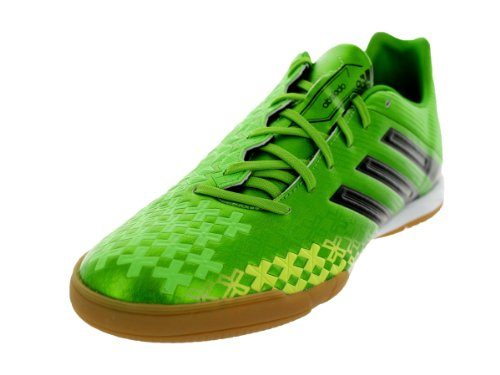 491453a24c3695 adidas Men s Predator Absolado LZ IN Low Soccer Shoes Size 10 5 Green black