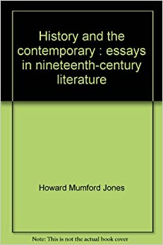 French essays nineteenth century french fiction