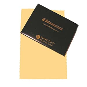 Element Jewelry Sunshine Polishing Cloth- 5