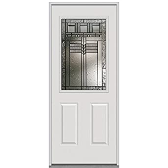 National Door Company ERP684KPPR210LH Steel Prehung Left Hand Ins