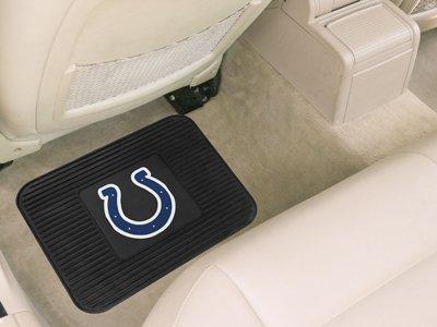Caseys Distributing 4610409990 Indianapolis Colts Heavy Duty Vinyl Rear Seat Car Utility Mat front-919533