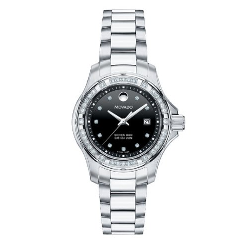 Movado Women's 2600079 Series 800 Performance Steel Bracelet Watch