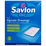 Savlon Alginate Dressings 5