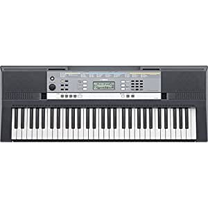 Yamaha YPT240 61-Key Portable Keyboard with Ultra