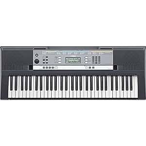 Yamaha YPT240 61-Key Portable Keyboard with Ultra