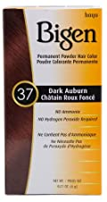#37 Dark Auburn Permanent Hair Color