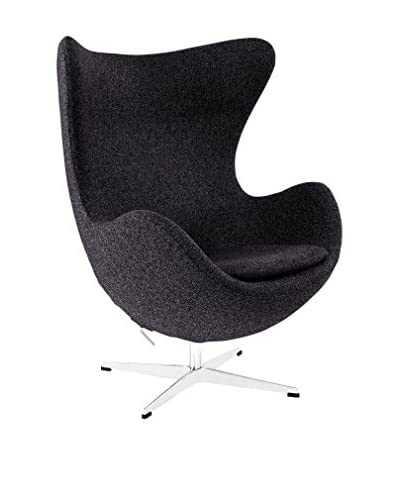 Modway Glove Wool Lounge Chair