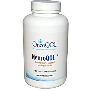 Thorne Research OncoQOL - NeuroQOL - 180 Vegetarian Capsules