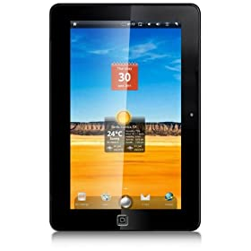 Ematic eGlide XL 10 Inch Touch Screen Internet Tablet with Android 2.2