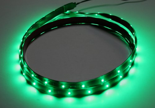 Led Light Strip Led Lighting Green Color 24 Volt Dc For Auto Airplane Aircraft Rv Boat Interior Cabin Cockpit Led Light
