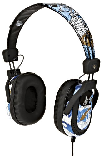 Skullcandy Agent Headphones Terje Black (2010 Color), One Size