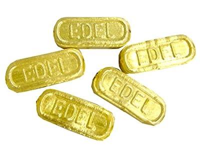 Gold-Barren gefüllt 500 g Beutel Edel-Bonbon