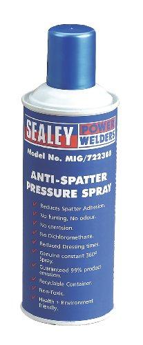 Sealey MIG/722308 Anti-Spatter Pressure Spray, 300ml