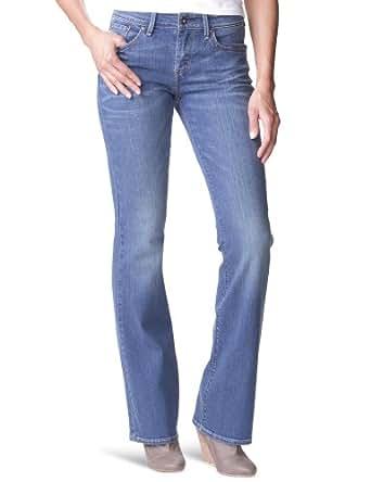 Levi's® - Jean - Bootcut - Femme - Bleu (Sand Dune) - FR : 29W/30L (Taille fabricant : 29/30)