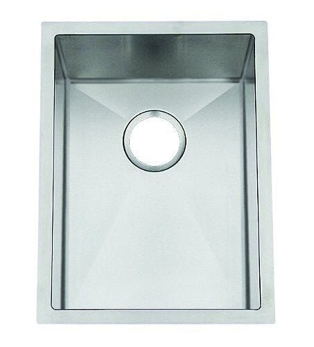 Frigidaire FGUR1919-D9 Gallery 18-Gauge 304 Stainless Steel 19-Inch X 19-Inch Single Bowl Undermount Kitchen Sink