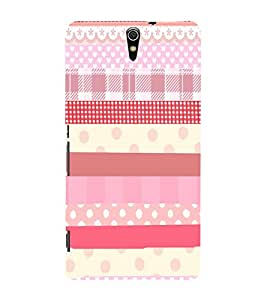 Multiple Pattern 3D Hard Polycarbonate Designer Back Case Cover for Sony Xperia C5 Ultra Dual :: Sony Xperia C5 E5553 E5506 :: Sony Xperia C5 Ultra