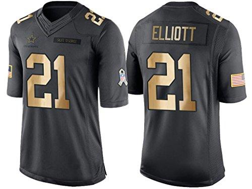 cowboys-21-ezekiel-elliott-gold-salute-to-service-2016-christmas-jersey-s