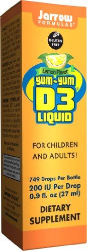 Yum Yum D3 - 0.9 fl. oz - Liquid (Yum Yum Vitamin D Drops compare prices)