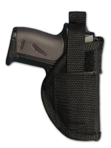 Barsony Gun Concealment Belt Clip Holster for Taurus TCP 738 .380 right (Taurus Tcp 738 Clip compare prices)