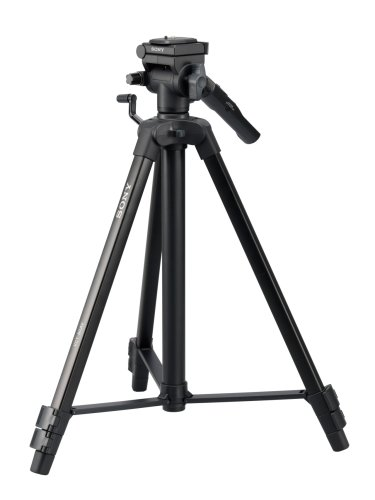 Sony Vct-80Av Remote Control Tripod For Use With Compatible Sony Camcorders front-1037378