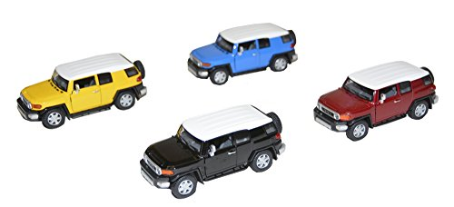 Toysmith Toyota FJ Cruiser Toy Car