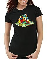 style3 Sheldon Cube Femme T-Shirt
