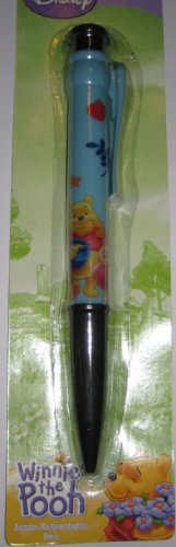 Disney Winnie the Pooh Jumbo Retractable Pen - 1