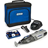 Advanced Dremel 8200 Lithium Ion Rotary Tool - 108V with Compact Pen 4 in 1 Pocket Screwdriver