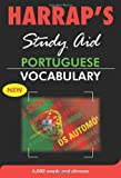 Portuguese Vocabulary (Harrap's Study Aids)