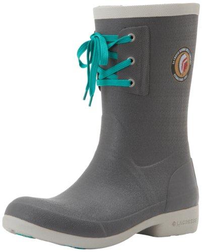 Lacrosse Women'S Hixon 12 Inch Snow Boot,Grey,7 M Us