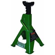 Maasdam MPL4117 Jack Stand Pair, 2 Ton, Green