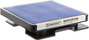 "Scienceware 370410000 Spindrive Orbital Shaker Platform with Magnetic Stirrer, 8-7/8"" Length x 8-7/8"" Width x 2-1/16"" Height"