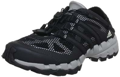 adidas Hydroterra Shandal, Herren Trekking- & Wanderhalbschuhe, Schwarz (Black 1/Grey Rock S12/Chalk 2), 40 2/3 EU (7 Herren UK)