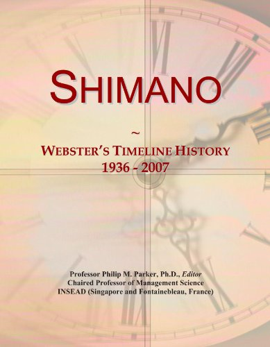 shimano-websters-timeline-history-1936-2007