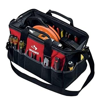 Husky Tool Bag With Shoulder Strap 29