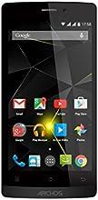 Archos 50 Diamond Smartphone débloqué 4G (Ecran : 5 pouces - 16 Go - Double SIM - Android 4.4) Noir